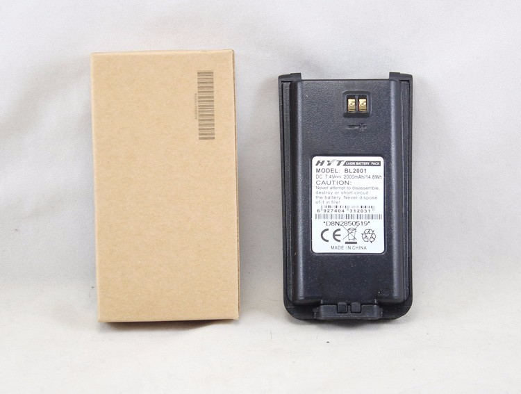 HYT BL2001 2000mAh Li-Ion battery