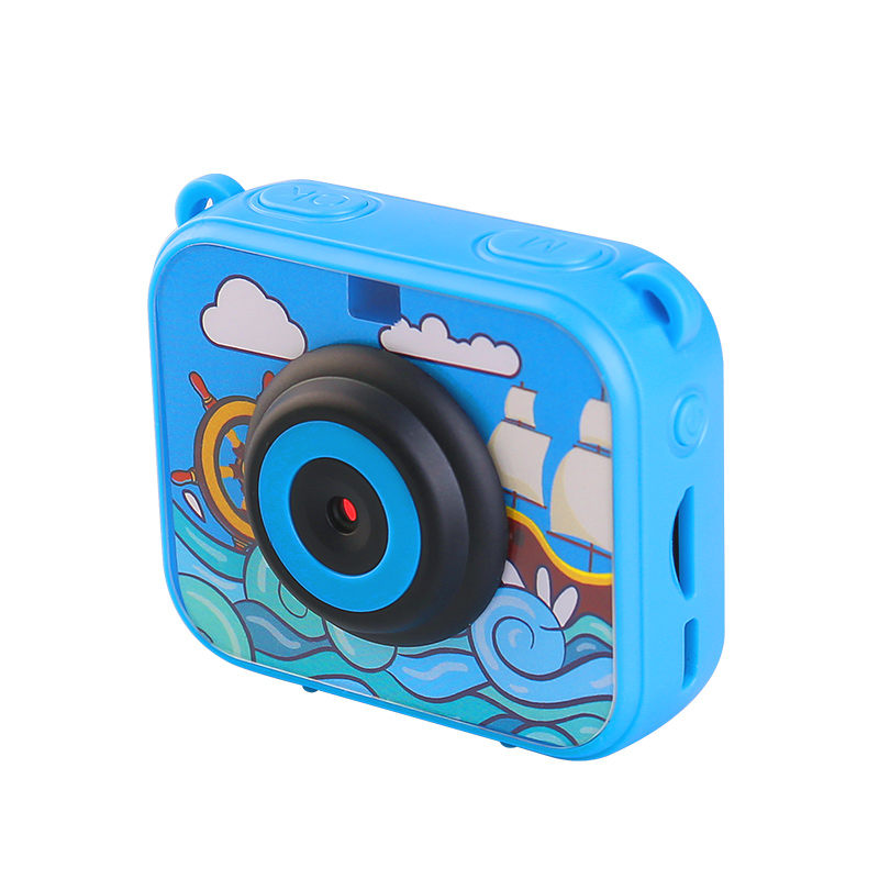 HTB1pd8DXRSD3KVjSZFqq6A4bpXaB High Quality Mini Kids Digital Camera Waterproof 30M 1080P Video 120D Camera Recoder Camcorder Gift For children Easy use