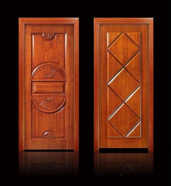superventas de la alta calidad de madera maciza puertas de madera moderna diseos with puertas de madera modernas