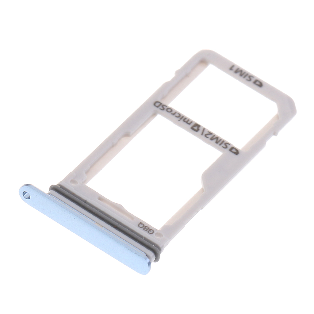2019 New SIM / Micr SD Card Tray Slot Holder Plate Repair Kit for Samsung S8 S8 Plus Card Tray Holder Adapter Accessories