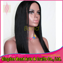 Brazilian human hair wigs lace front wig human hair front lace wig straight natural color 100% human hair front lace wig