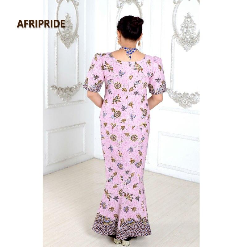 Afrički klasični tradicionalni suknja set za žene AFRIPRIDE kratki - Nacionalna odjeća - Foto 4