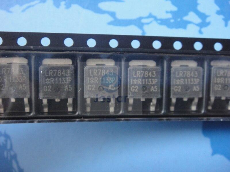 LR8743 IRLR8743 PNP 30V160A Transistor TO252 200pcs