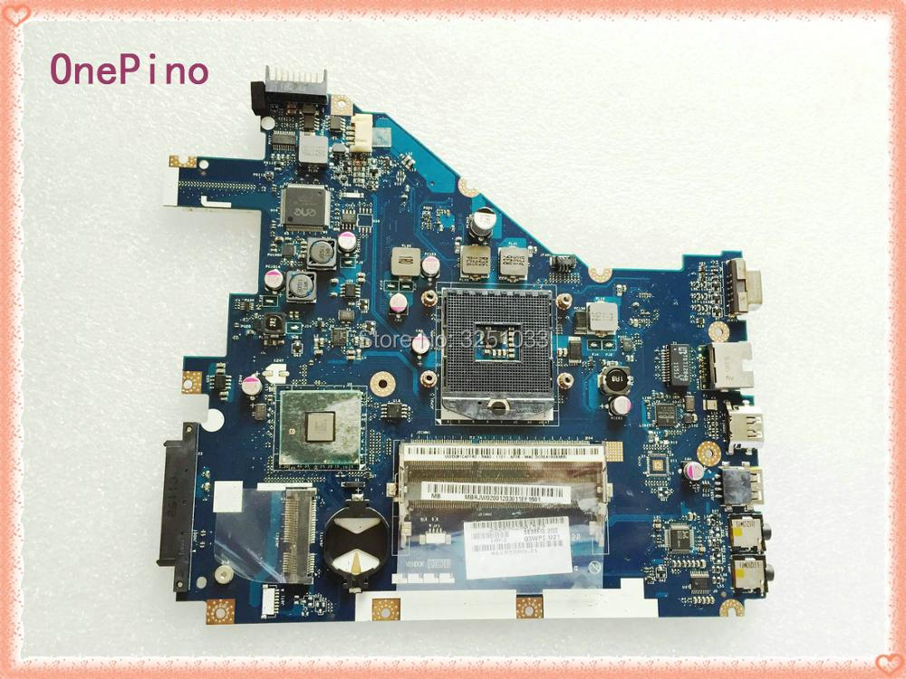 LA-6582P for Acer Aspire 5733 5733Z Notebook 5733 5733Z laptop Motherboard PEW71 LA-6582P MBRJW02001 HM55 100% test fast подкрылок novline autofamily renault kaptur 04 2016 задний левый nll 41 43 003