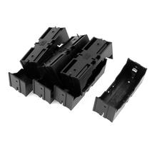 MasterFire 500pcs/lot High Quality Black Plastic 1x 26650 Battery Holder Storage Case Cover Box For 3.7V Lithium Batteries
