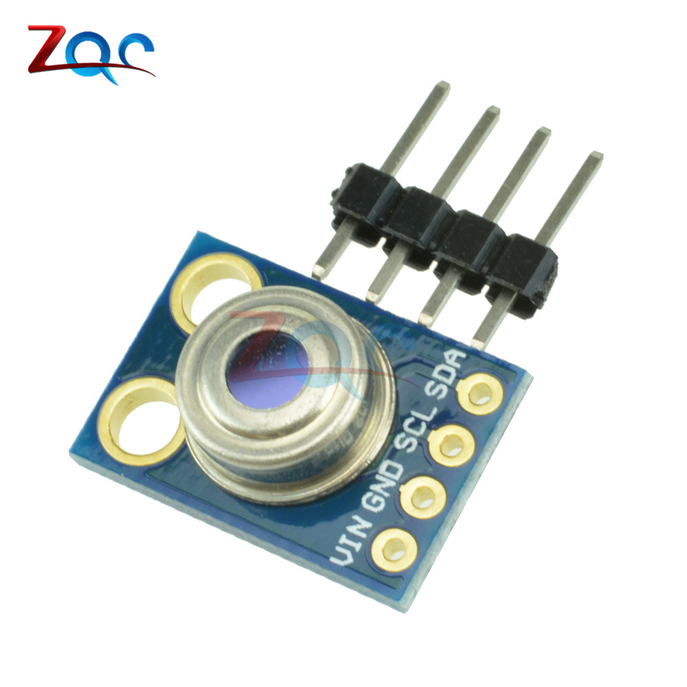 GY-906 MLX90614ESF MLX90614 MLX90614ESF-BAA-000-TU-ND Infrarouge Thermomètre Module IR Capteur pour Arduino Compatible