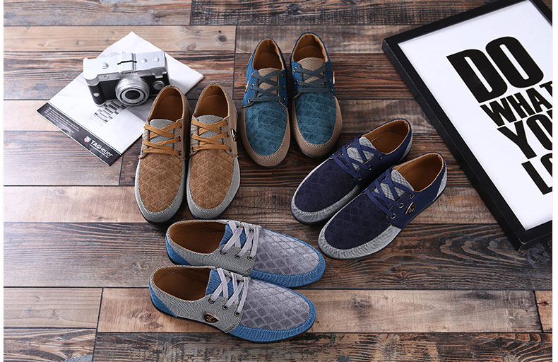 HTB1pdBre9tYBeNjSspaq6yOOFXaQ 2019 Fashion Canvas Shoes Men Casual Shoes Summer Breathable Yellow Comfortbale Espadrilles Sneakers Men Flats Shoes Big Size