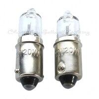 Halogen bulbs 12v 20w Ba9s A018 GOOD sellwell lighting