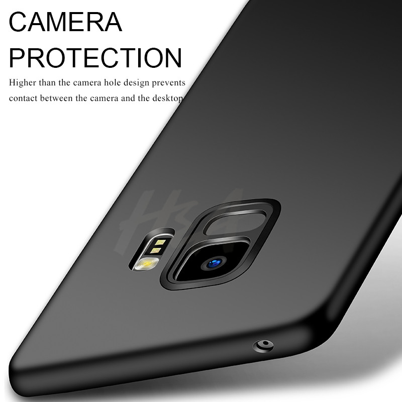 Image 4 - H&A 360 Luxury Full Protective Case For Samsung Galaxy S9 S8 Plus S6 S7 Edge Note 9 8 A5 A7 A3 2017 Anti knock Cover S8 S9 Case-in Phone Bumpers from Cellphones & Telecommunications