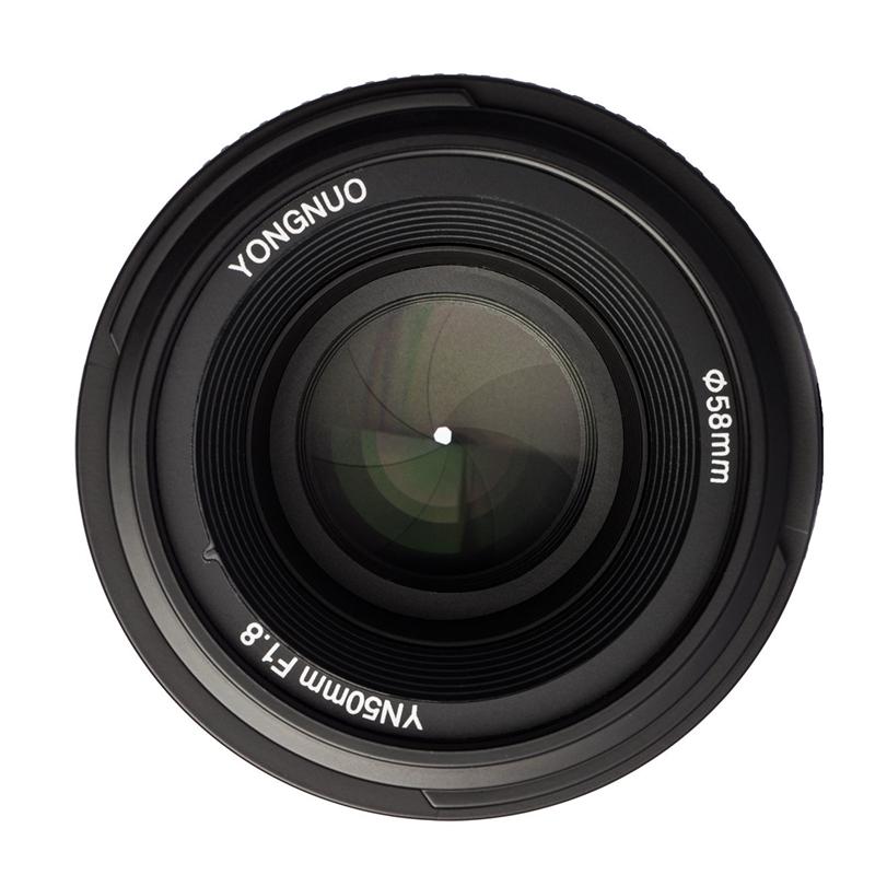 Yongnuo 50mm F1.8 Nikon (4)