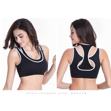 Women Quick Drying Shock Absorption Professional Sports Yoga Bra Tank Top Vest Sport Fitness Yoga Seamless Running Vest