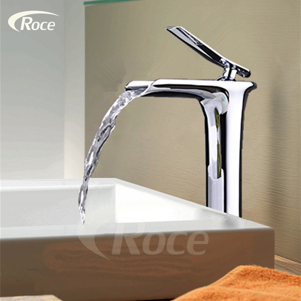 of the basin faucet for cold and hot water mixing tap waterfall faucet faucet copper washbasin leading contemporaryof the basin faucet for cold and hot water mixing tap waterfall faucet faucet copper washbasin leading contemporary