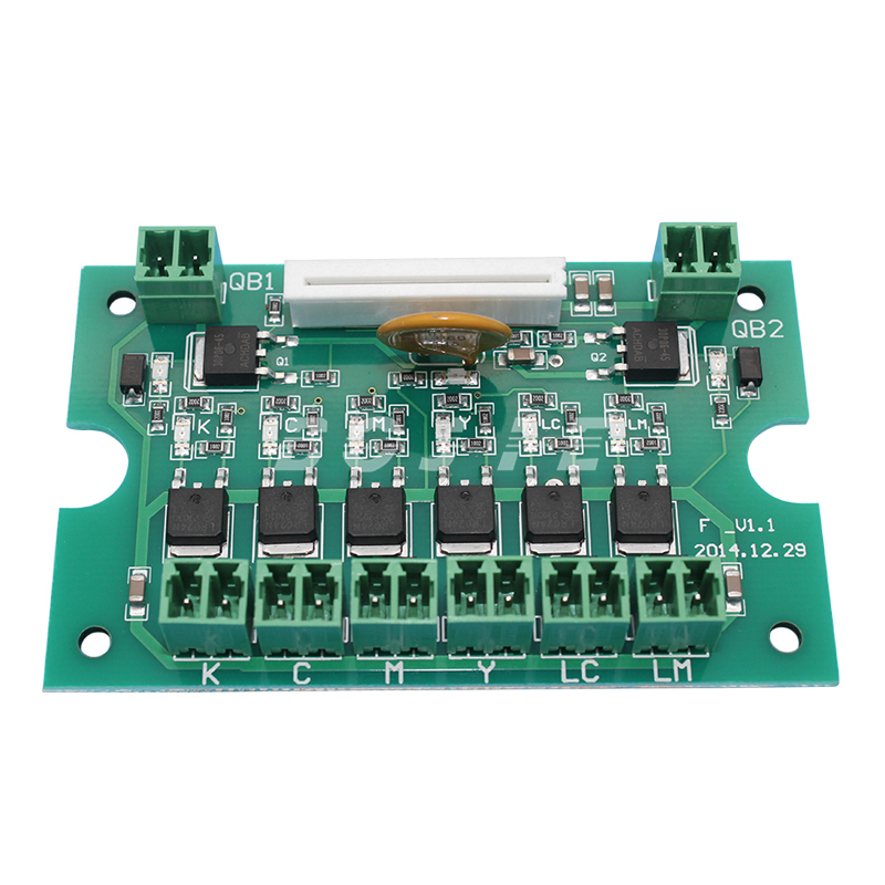 Digital flex printing machine parts gongzheng printer printer ink supply board skywalker power supply board for gongzheng 3212ak printer