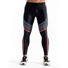 Mens Compressie pants Broek Jogger Pro Rashguard Fitness Oefening Bodybuilding Compressie Panty Lange broek Broek MMA