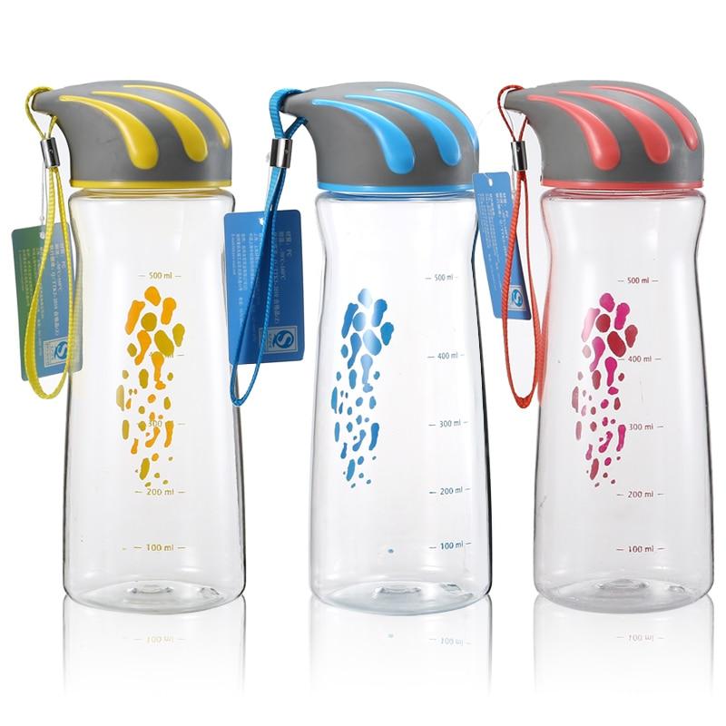 BPA Free Športna steklenica za vodo Kolesarjenje za tek na prosti - Kuhinja, jedilnica in bar