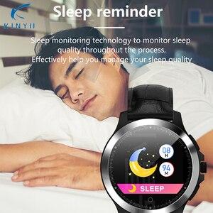 Image 5 - ЭКГ PPG смарт браслет артериальное давление пульсометр IP67 водонепроницаемые Смарт часы Шагомер трекер сна фитнес трекер спортивный браслет
