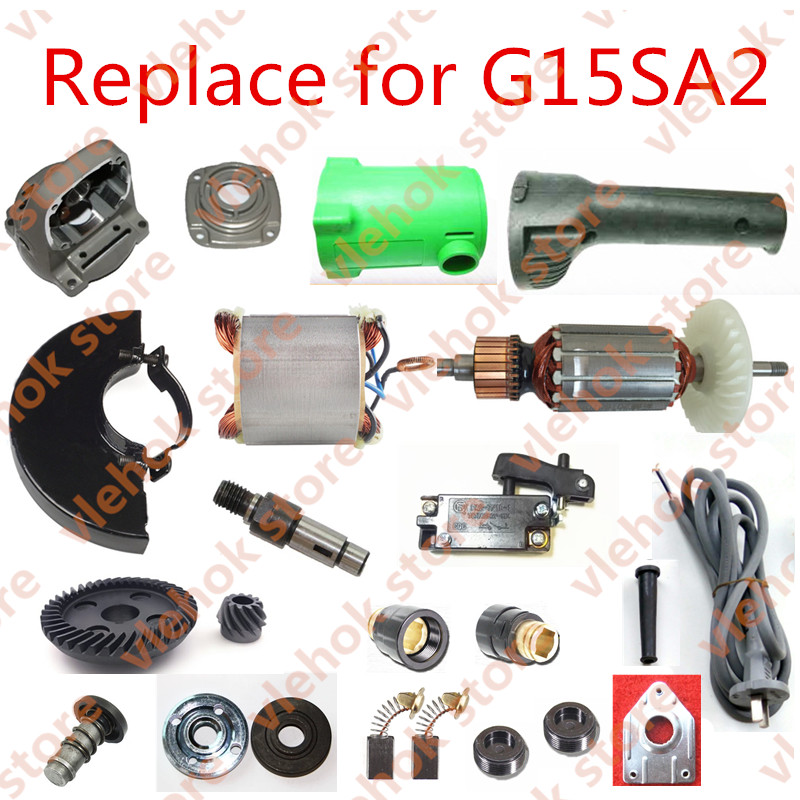 Replacement For Hitachi G15SA2 150 Angle Grinder Electric Tools Part Power Tool Accessories