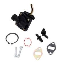 цены DRELD Fuel pump for Kohler 12-559-01-S 12-559-02-S 1255902-S 1255901-S CH 11-16HP John Deere  Lawn Tractor AM133627