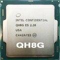 Intel I7 ES 6400 Т 2.2 ГГц QH8G Инженерной версии не показывает модели ES LGA 11511 CPU