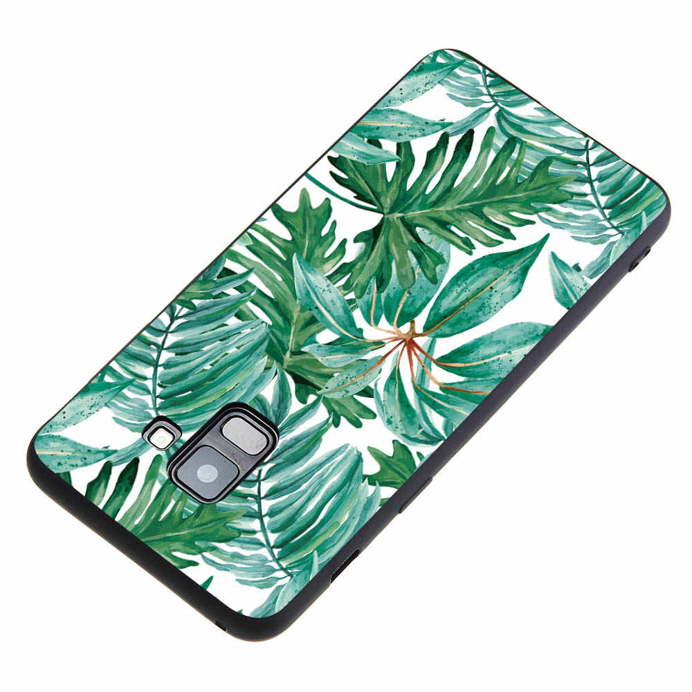 Tampas Do Telefone de luxo Para Samsung S8 S9 Plus S6 S7 Borda J7 Duo J3 J5 J7 2017 Europeu Edição Suave caso Capas Fundas Capa Coques