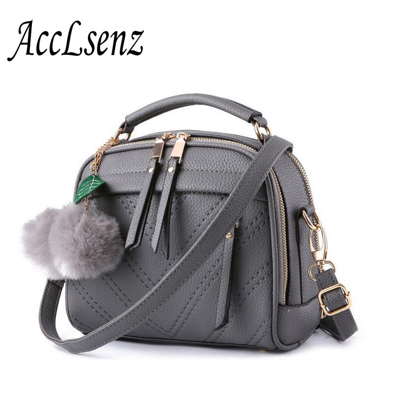 New Arrival Knitting Women Handbag Fashion PU Lether Shoulder Bags Small Casual Cross Body Bag Retro Totes