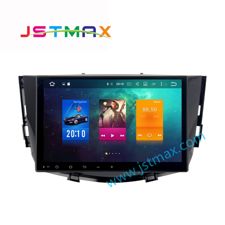 """9"""" Android 8.0 Car GPS Radio media Player for  Lifan X60 SUV 2011 - 2015 4GB Ram Auto Radio Multimedia GPS NAVI Without DVD"""