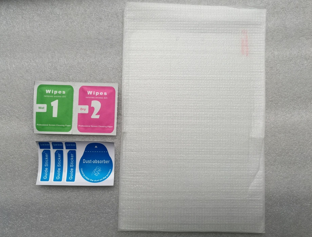 10pcs Tempered Glass Film for Samsung Galaxy Tab Pro S W707 W703 W700 12.2 inch Tablet Screen Protector Cleaning Wipes
