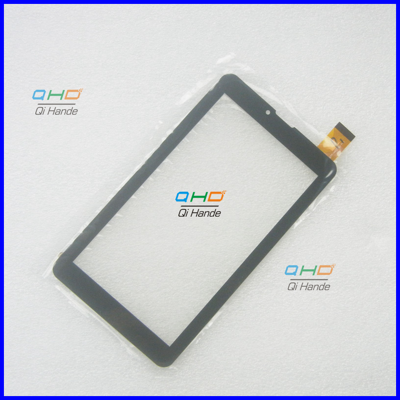 2pcs/lot New touch screen panel Digitizer Sensor replacement For 7 inch Digma Optima E7.1 3G TT7071MG Tablet lcd Screen