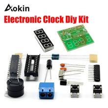 Digital LED Display 4 Bits Electronic Clock Electronic