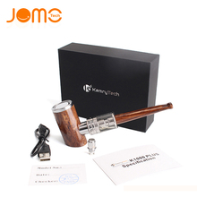 KAMRY K1000 Plus Epipe Electronic Cigarette Kit 1000mah Battery Vape Box Mod Upgraded 0.5ohm Version Vaporizer Pipe jomo-126