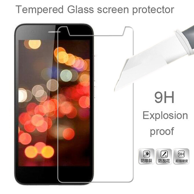 Q465 Tempered Glass for Micromax Canvas Juice 4 Q465 mobile phone Screen Protector Film Protective Screen Cover micromax q 465