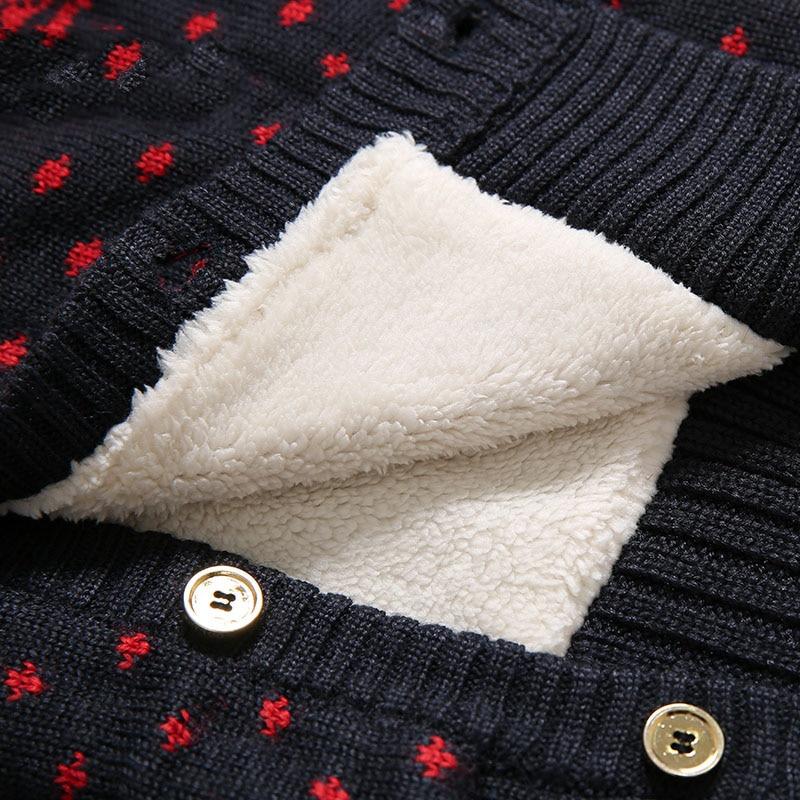 e425de83f00a T100 Children Sweater Winter Wool Girl Child Cartoon Thick Knitted ...