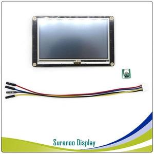 "Image 5 - 4.3"" NX4827K043 Nextion Enhanced HMI USART UART Serial Resistive Touch TFT LCD Module Display Panel for Arduino Raspberry Pi"