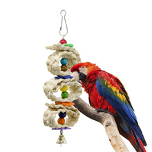Traumdeutung Bird Toys Parrot Stand Perch For Parakeet Swing And Accessories Cockatiel Product vogel speelgoed jouet perroquet