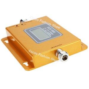 Image 2 - Zqtmax 75dB 4G Repeater GSM 1800 MHz Di Động Tăng Cường Tín Hiệu LTE FDD Tế Bào Tín Hiệu Với Yagi Ăng Ten Và dây Cáp