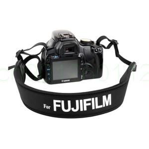 Camera Neoprene Neck Shoulder Strap for Fuji Fujifilm XT10 X100T X100S x10 X20 X10 XM1 XE1 XE2 XA1 XA3 XA10 XT1 XT20 X70 XA5 XE3(China)