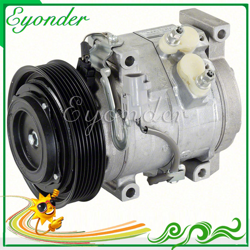 A//C Condenser /& Radiator Kit for Toyota Camry Solara