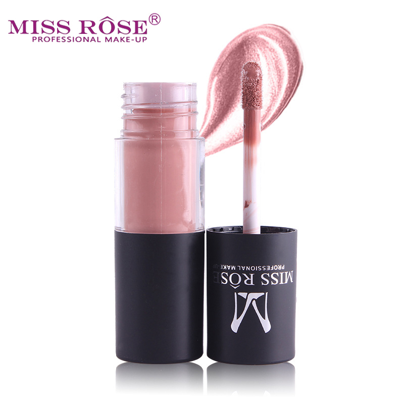 Miss Rose Matte Lipstick Makeup Lips Gloss Waterproof Moisturizer Liquid Lipsticks Nutritious Long Lasting Matt Lip Gloss
