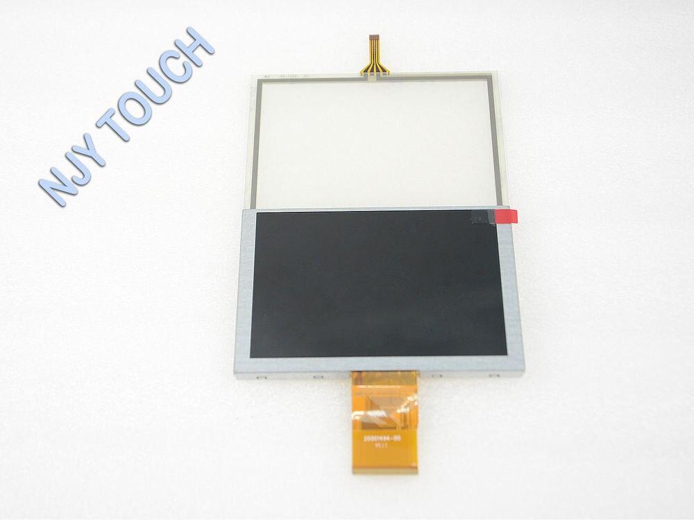 ФОТО 5 Inch TFT ZJ050NA-08C LCD Screen 50Pin 640x480 With 5