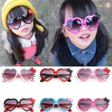 Модные детские солнцезащитные очки, детские милые детские очки принцессы Hello, оптовая продажа, высококачественные очки для мальчиков и дево...