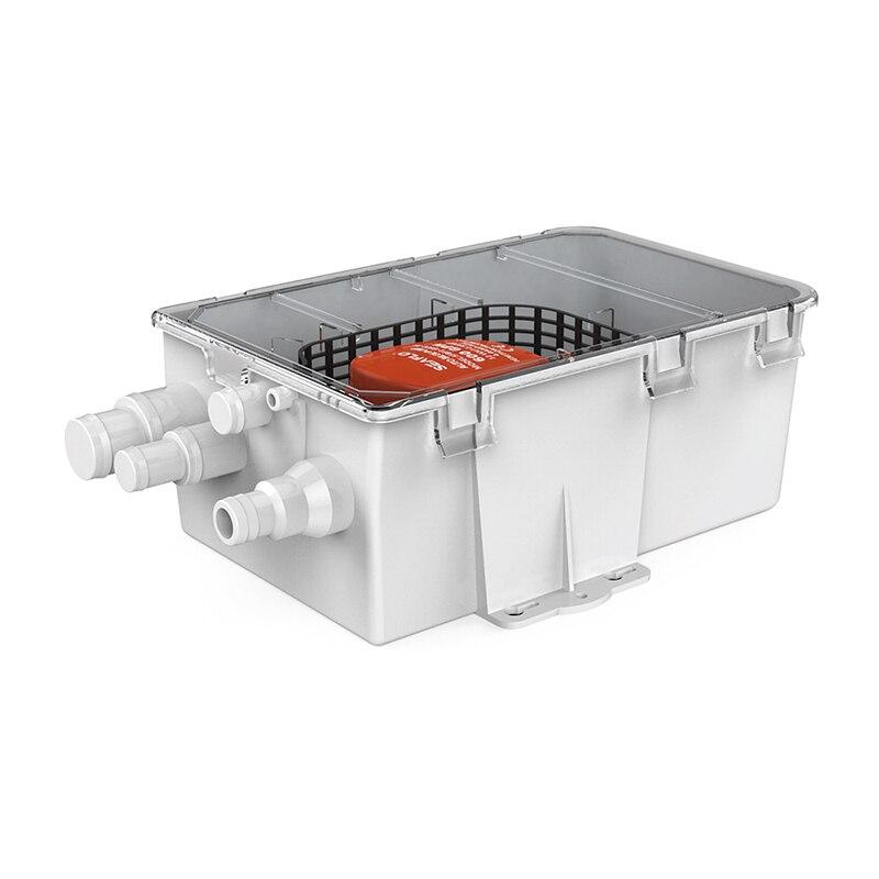 SEAFLO Electric Bath Shower Pump 12v 750 GPH Automatic Bilge Pump Switch For Boat RV Marine