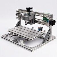 CNC3018 withER11  diy mini máquina de gravura do cnc  máquina de gravura do laser  Pcb Máquina de Trituração DO PVC  madeira router  cnc 3018  melhores brinquedos Avançados