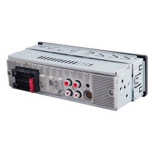 12 В/24 В автомобильный Грузовик радио Bluetooth 1Din автомобильный стерео плеер телефон AUX ISO Интерфейс MP3 FM/USB/Радио пульт дистанционного управления