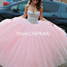 Satsweety Sweet 16 Dresses Ball Gown
