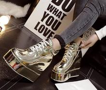 MANMAITU11-Free shipping popular Autumn&Winter shoes women ankle boots girls fashion wedges trifle short boots round toe gold