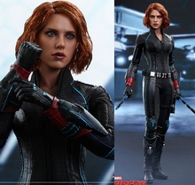 1/6 scale Figure doll .12″ action figures doll Avengers: Age of Ultron Black Widow Scarlett Johansson.Collectible model toy gift