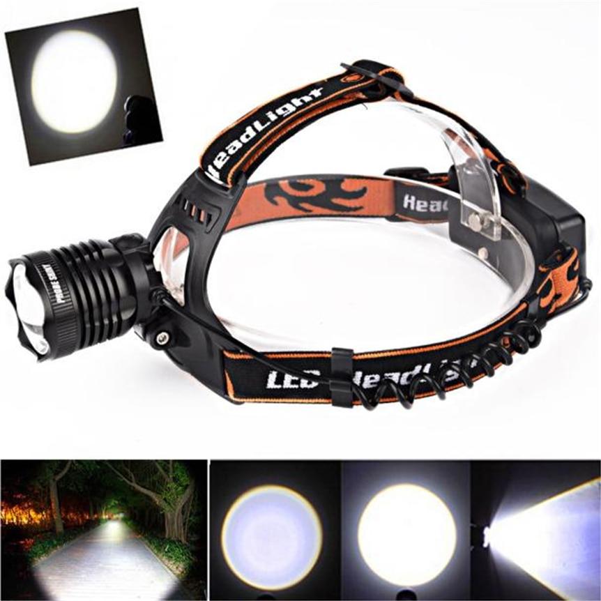 Lovely Pets 5000LM CREE XM L T6 LED Headlamp Headlight Flashlight Head Light Lamp 18650 Oct106