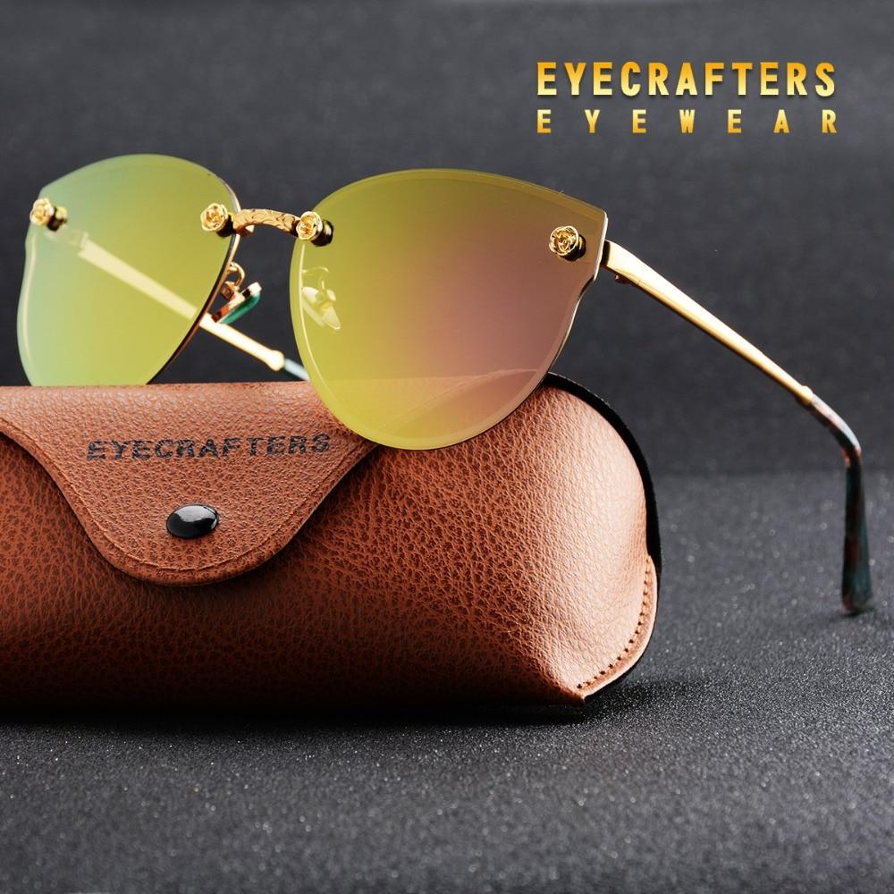 Eyecrafters Luxury Polarized Sunglasses Womens Fashion Sexy Cat Eye - Accesorios para la ropa - foto 4