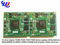 For Acer Aspire 7520G 7520 7720 7720G Series Laptop NVidia GeForce 8400 8400M GS MXM II