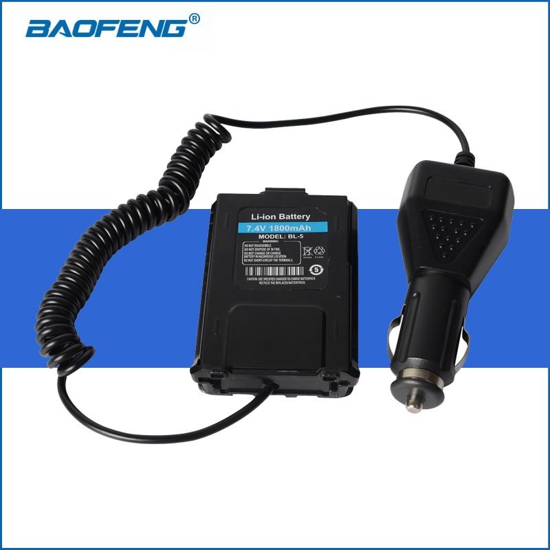 bilder für Baofeng Elektrogerät für Baofeng UV-5R Walkie Talkie 1800 mAh 7,4 V Li-Ion Akku uv5r Ham Radio Walkie Talkie Zubehör